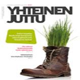Yhteinen Juttu - asiakaslehti 2014