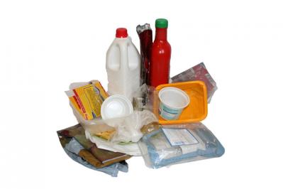 Kuva muovipakkauksista