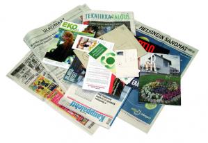 Kuva paperista