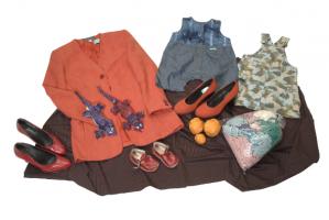 Kuva käyttökelpoisista tekstiileistä